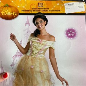 BELLE from beauty and the beast costume